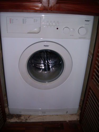 1987 Present Sundeck - Washer/Dryer in master