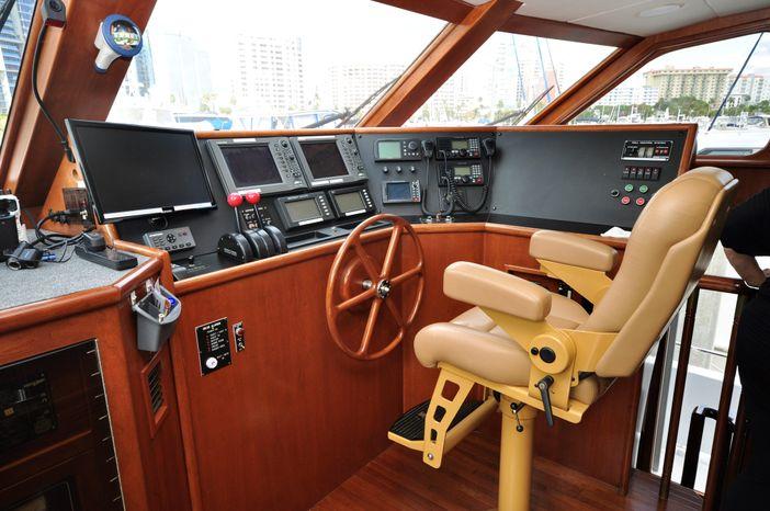2001 Custom Luxury Motor Yacht Buy Broker