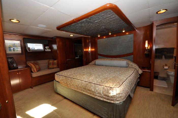 2001 Custom Luxury Motor Yacht Sell Sell