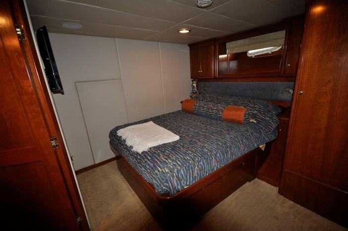 2001 Custom Luxury Motor Yacht For Sale Purchase