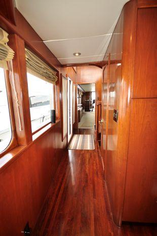 2001 Custom Luxury Motor Yacht Brokerage BoatsalesListing