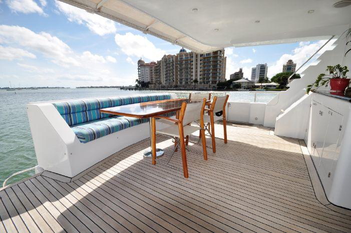 2001 Custom Luxury Motor Yacht Brokerage Broker