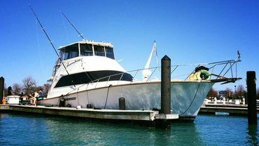 1988 Ocean Yachts 55