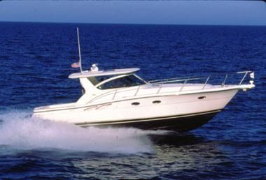 Tiara 3800 Open Manufacturer Provided Image: 3800 Open