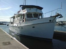 1970 Grand Banks Flush Deck