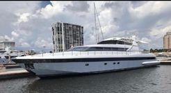 1995 Mangusta Express Motor Yacht
