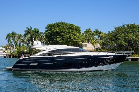 2014 Princess V72 - NIKITA