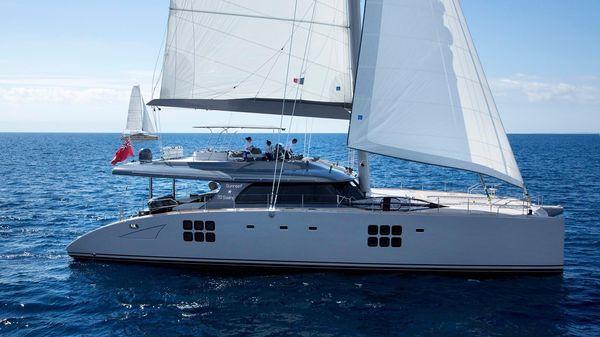 sunreef catamarans 70 SAIL