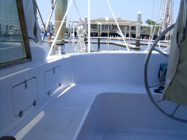 1991 Wellington Centerboard Cutter