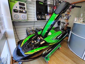 2021 Kawasaki SX-R Arriving 2021
