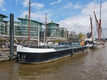 1961 Medway Coaster 28m with London mooring