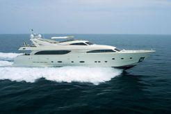 2007 Ferretti Yachts Custom Line 112