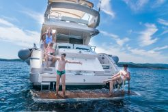 2009 Sunseeker Manhattan 52