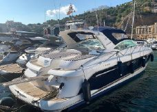 2001 Fairline Targa 52