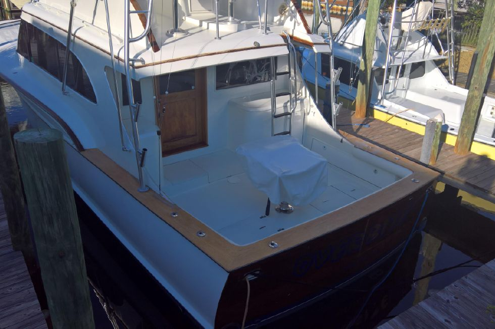 Port Aft Quarter No Cover