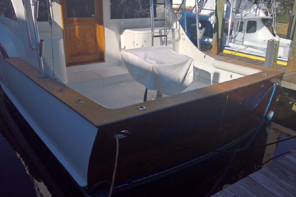 Port Quarter Aft No Cover