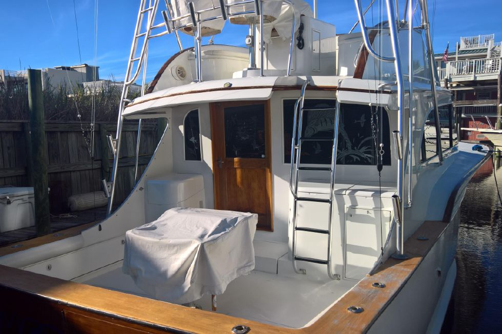 Starboard Aft Deck No Cover