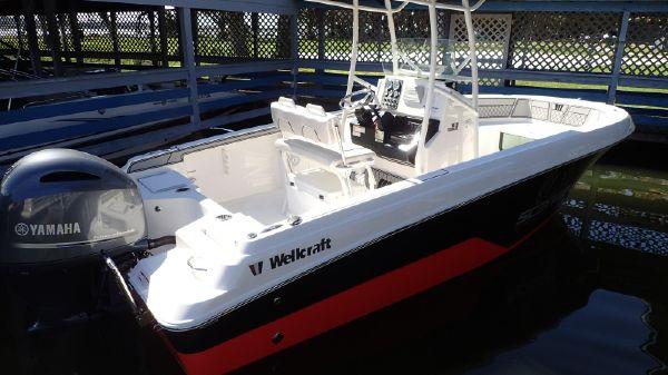 Wellcraft 202 Fisherman