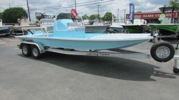 Fat Cat Boats CB 21 Sport