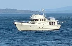 1989 Nordhavn 46 Pilothouse Trawler With Flybridge