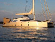 2011 Custom Catamaran Cuneo Marine 106
