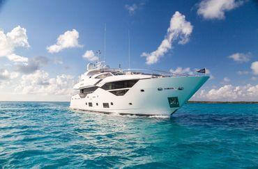 2021 Sunseeker 116 Yacht
