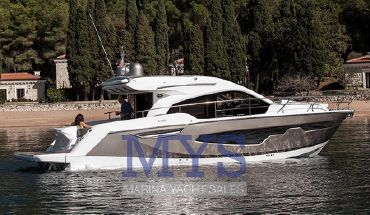 2020 Sessa Marine C42 NEW