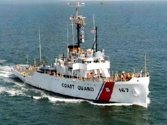 1943 Coast Guard Cutter - Ex, Steel Hull