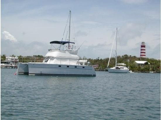 2005 PDQ 34 Power Catamaran - PDQ 34 in the Bahamas!