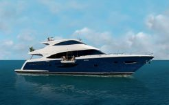 2019 Viking 93 Motor Yacht