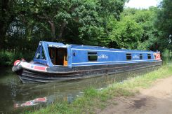 2002 Narrowboat 57' 6'' Midland Canal Centre