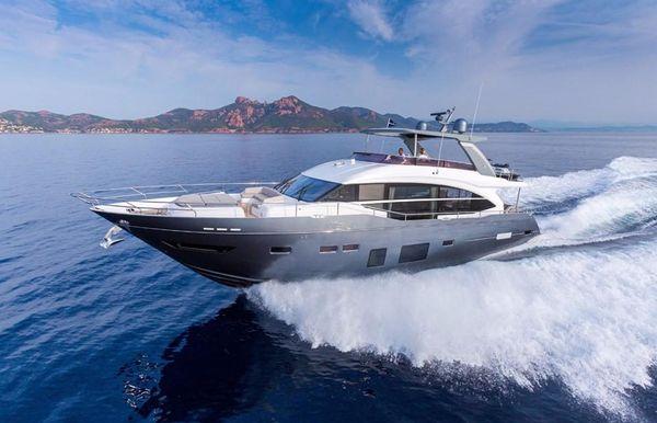 2018 Princess 75 Motor Yacht