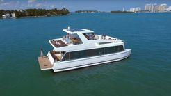 2018 Overblue Catamaran Motor Boat