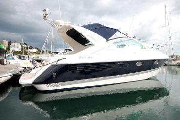 1999 Fairline Targa 34