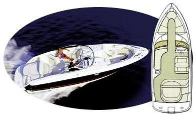 2004 Monterey 298SS Bowrider - Manufacturer Provided Image