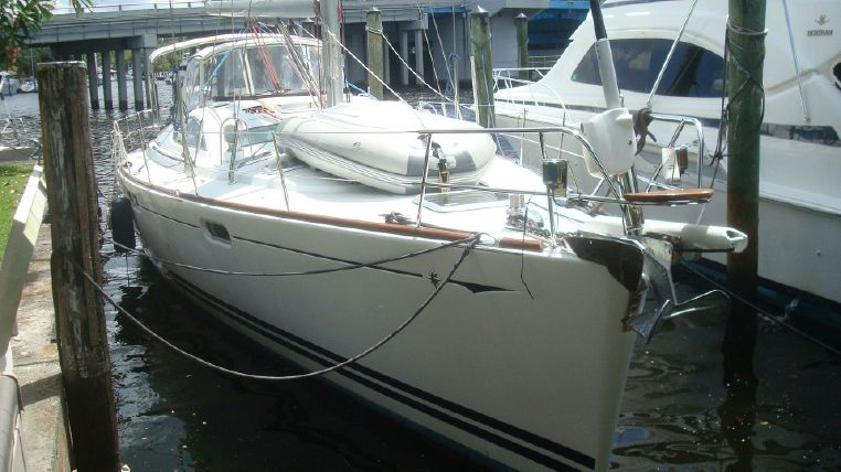2008 Jeanneau For Sale Purchase