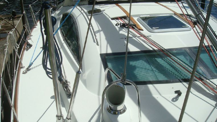 2008 Jeanneau BoatsalesListing Connecticut