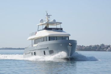 2019 Custom Aluminum Trawler