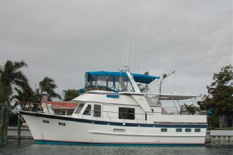 1987 DeFever Stabilized Offshore Cruiser - Photo 1