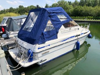 1989 Fairline Sprint 21