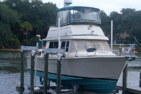 1991 Sabreline Fast Trawler (priced to sell FAST)