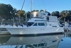 1997 Hatteras 42 Cockpit Motor Yacht