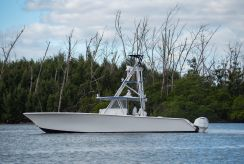 2015 Seahunter 45