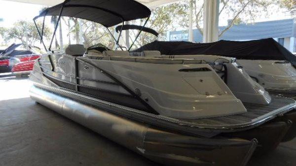 Crest Savannah 250 NX-L Pontoon Boat