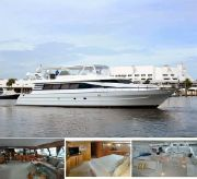 1998 Tarrab Wide Body Motor Yacht