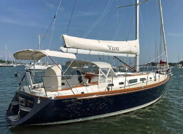 2003 Sabre BoatsalesListing Rhode Island