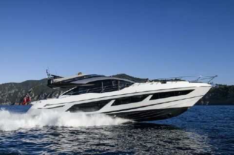 2019 Sunseeker 74 Sport Yacht - Manufacturer Provided Image: Sunseeker 74 Sport Yacht