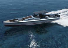 2020 Chaser Center Console 50ft Chaser Yachts