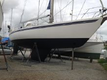 1988 Moody 471 Custom