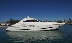 2001 Viking Princess V65